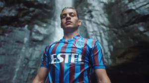 Trabzonspor yeni sezon formalarını kliple tanıttı!