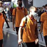 Galatasaray Hollanda'da!