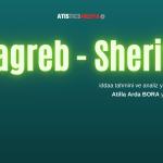 Zagreb - Sheriff iddaa tahmini